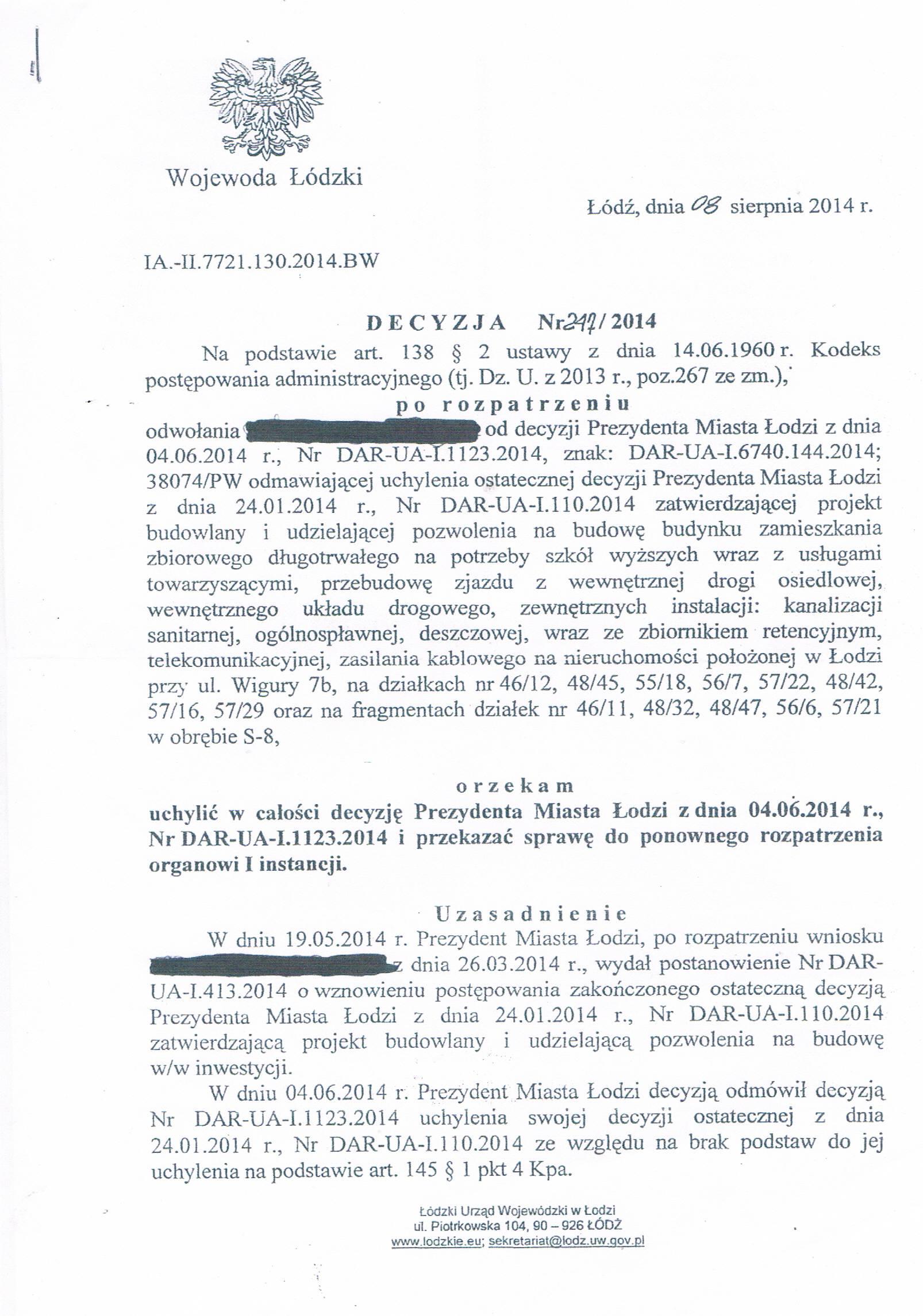 Decyzja Wojewody str_1