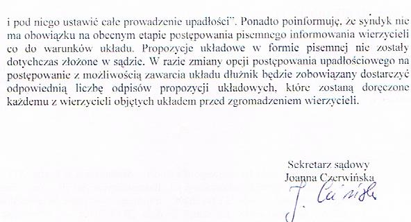 Pismo z sekretariatu sędzi komisarz 14_06_2016_2