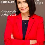 Agnieszka Wojciechowska van Heukelom OSOBOWOŚC ROKU 2019