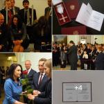 Wieloletnie działania Agnieszki w obronie praw innych zostały uszanowane  wcześniej przez Państwo Polskie i Solidarność